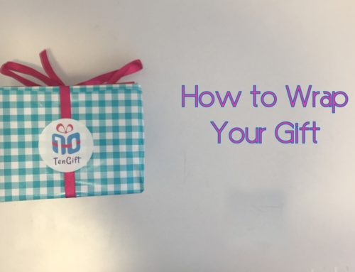 How to Wrap your Gift